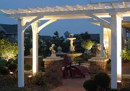 exterior lights and garden light