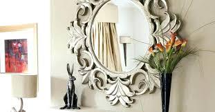 ornate wall mirror small gold mirrors
