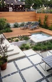 trendy backyard ideas for small yards