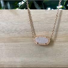 kendra scott jewelry elisa rose gold