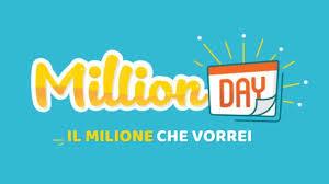 Million Day estrazione di oggi 23 marzo