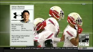 Adrian Martinez in the Under Armour All-American Game - YouTube