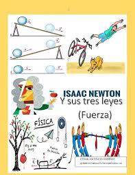Resultado de imagen de las tres leyes de Newton