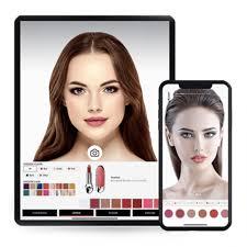 virtual makeup visage technologies