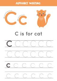 alphabet tracing worksheet a z writing