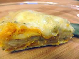 ernut squash lasagna recipe in