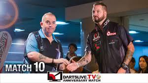Now Showing -【Phil Taylor VS Adrian Gray】DARTSLIVE.TV 10th ANNIV. MATCH 10  | News | DARTSLIVE Mexico | DARTSLIVE