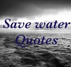 save water go green quotes archives shayari ki dukan