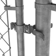 2 3 8 Galvanized Chain Link Walk Gate Kit At Menards