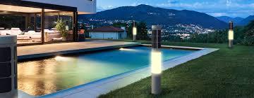 solar outdoor lighting nxt solar lamp