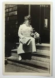VTG Photograph of Singer and Recording Artist Ada Jones by Bain ...