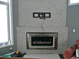 fireplace and kitchen tv installs