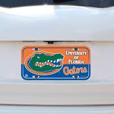 Florida Car Accessories Florida Gators License Plates Decals Fansedge