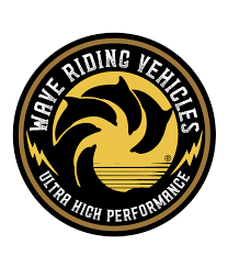 Ultra High Black Decal Wave Riding Vehicles