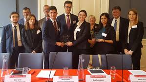 King's wins Herbert Smith Freehills Competition Law Moot
