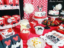 Cumpleanos Mickey Y Minnie Merbo Events