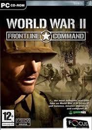world war 2 frontline command