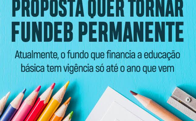 """Resultado de imagem para FUNDEB PERMANENTE"""""""