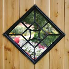 Nuvo Iron 15 In X 15 In Square Diamond Wrought Iron Insert For Wooden Gate Acw54 The Home Depot