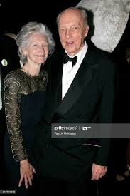 Priscilla Hoffman and Ronald Hoffman attend CENTRAL PARK... News Photo -  Getty Images