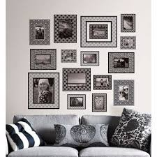 Frame Wall Decal Home D 233 Cor From Wallpops