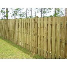 Severe Weather 1 In X 6 In W X 6 Ft H Pressure Treated Pine Dog Ear Fence Picket In The Wood Fence Pickets Department At Lowes Com