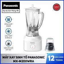Máy xay sinh tố Panasonic MX-M200WRA công suất 450W sản xuất ...