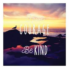 Courtside Market Have Courage And Be Kind Wall Decal Bed Bath Beyond