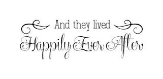 And They Lived Happily Ever After Wall Decal Family Wall Etsy