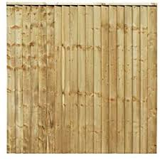 Total Sheds 6x3 1 83m X 0 91m 6ft X 3ft Feather Edge Featheredge Heavy Duty Close Board Fence Panels Amazon Co Uk Garden Outdoors