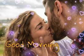good morning kiss images pictures for