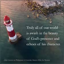 awash in god s beautiful presence everyday matters