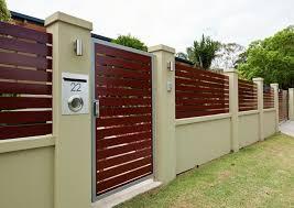 Gallery Modular Walls Fencing Noise Barriers Modularwalls Backyard Fences Fence Design Boundary Walls