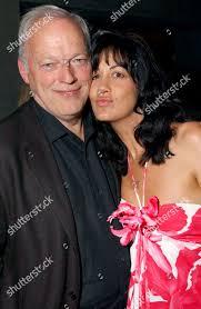 David Gilmour wife Polly Samson Editorial Stock Photo - Stock Image    Shutterstock