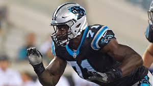 Efe Obada of Carolina Panthers says journey to NFL from Nigeria was 'state  of survival'