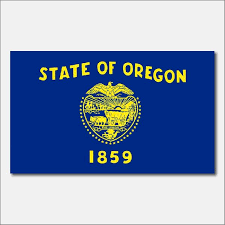 Oregon State Flag Vinyl Decal Sticker Low Priced Decals Lots Of Designs