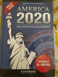 America 2020 : The Survival Blueprint by Porter Stansberry (2015,  Hardcover) for sale online | eBay