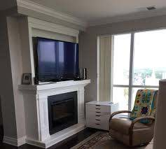 mount your tv above the fireplace