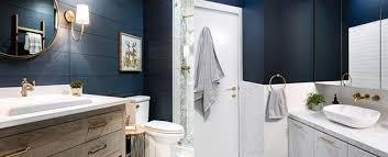 top 50 best blue bathroom ideas navy