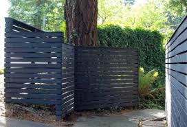 70 Brilliant Privacy Fence Ideas That Add Curb Appeal To Your Home