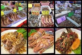 ทานอาหารทะเลสดๆ ริมทะเลที่ภูเก็ต เลือกซื้อ เลือกปรุงได้เองตามที่ต้องการ -  Pantip