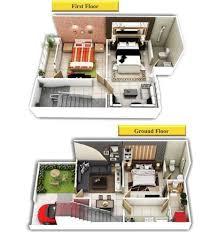 duplex 3d view duplex house plans 3d