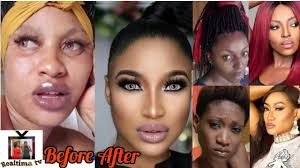 ghanaian and nigerian actresses before