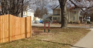 Kalamazoo Commercial Wood Fence Gates Railing Fng Fence Garden