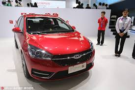 chery to launch new model in chile