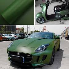 Adhesive Army Green Matte Vinyl Film Matt Car Wrap Vinyl Sticker Scooter Motorcycle Black Matte Army Green Vinyl Sticker Decal Car Stickers Aliexpress