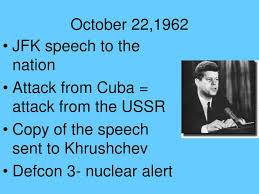 PPT - THE CUBAN MISSILE CRISIS PowerPoint Presentation, free download -  ID:3403707