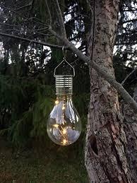 solar hanging light bulbs bulb lights