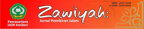 HUBUNGAN KESIAPAN BELAJAR DAN SELF EFFICACY DENGAN KEAKTIFAN BELAJAR SISWA  DI SMP NEGERI 5 KENDARI | Ridwan | Zawiyah: Jurnal Pemikiran Islam
