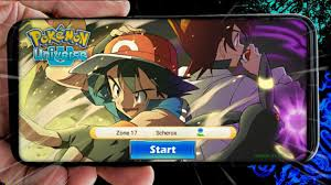 Pokemon New Game - Download Pokemon Universe Game On Android & Ios - YouTube